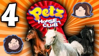 Petz Horse Club: An Awkward Stroll - PART 4 - Game Grumps