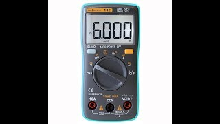 richmeters 102 отличный цифровой мультиметр