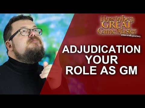 GREATGM:  Adjudication