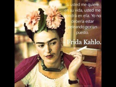 Frida kahlo rom ntica total youtube for Cuartos decorados de frida kahlo
