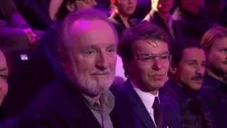 Hannes Wader - Echo-Verleihung für sein Lebenswerk 2013
