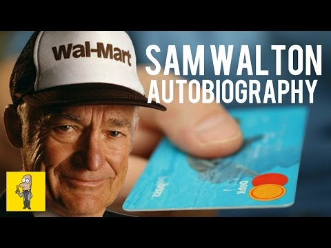 How Walmart was Made | Made In America - SAM WALTON | Animated Book Summary