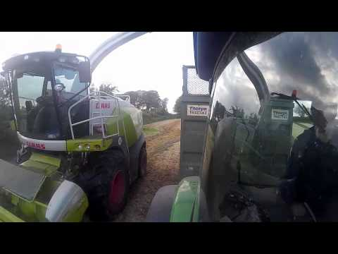 Jim Good Agri Services   Silage 2015