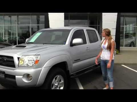 Virtual Walk Around Tour Of A 2007 Toyota Tacoma At Gilchrist Buick GMC In Tacoma