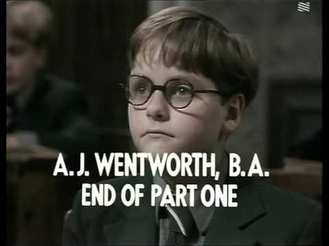 A J Wentworth BA episode 2