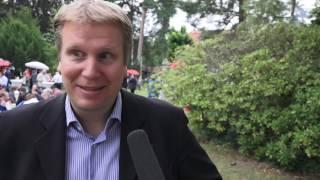 BFV Meisterehrung 2016 - Moderator Dr. Karsten Holland