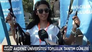 Akdeniz Üniversitesi Toplulukları Tanıtım Günleri