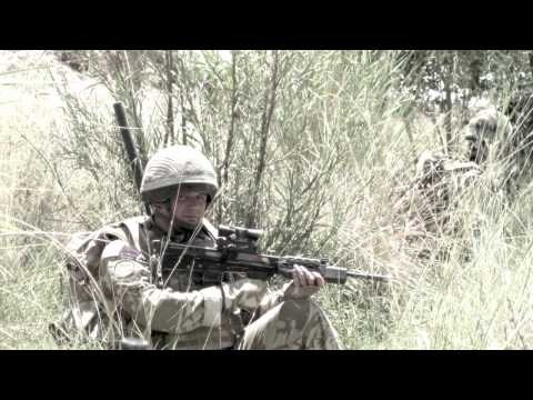 Welsh Guards in Afghanistan 2009 CP7