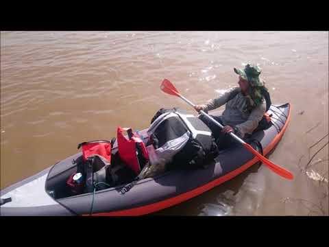 Two weeks Kayaking Mekong river.