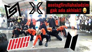 Download lagu INVASION DC Performance X1, Ikon, Super M, BTS