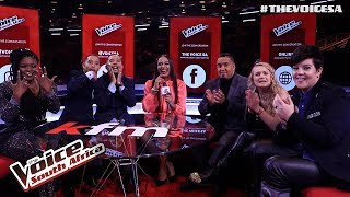 The final appeal | Live Shows | The Voice SA | M-Net