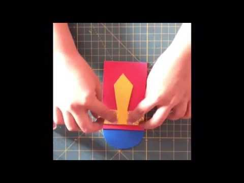 DIY Porta plumas dia del padre - YouTube