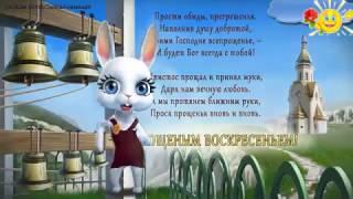 ZOOBE зайка С Прощёным  Воскресеньем Подруге .