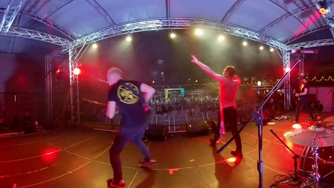 Hell Yeah - Mammal, 360° live on the Gold Coast.