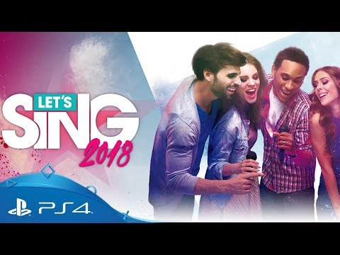 Let's Sing 2018 | Launch Trailer | PS4