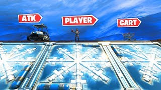 Fortnite's New CHILL FREEZE Trap Gameplay..