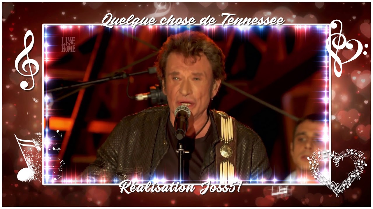 quelque chose de tennessee johnny hallyday hd youtube. Black Bedroom Furniture Sets. Home Design Ideas