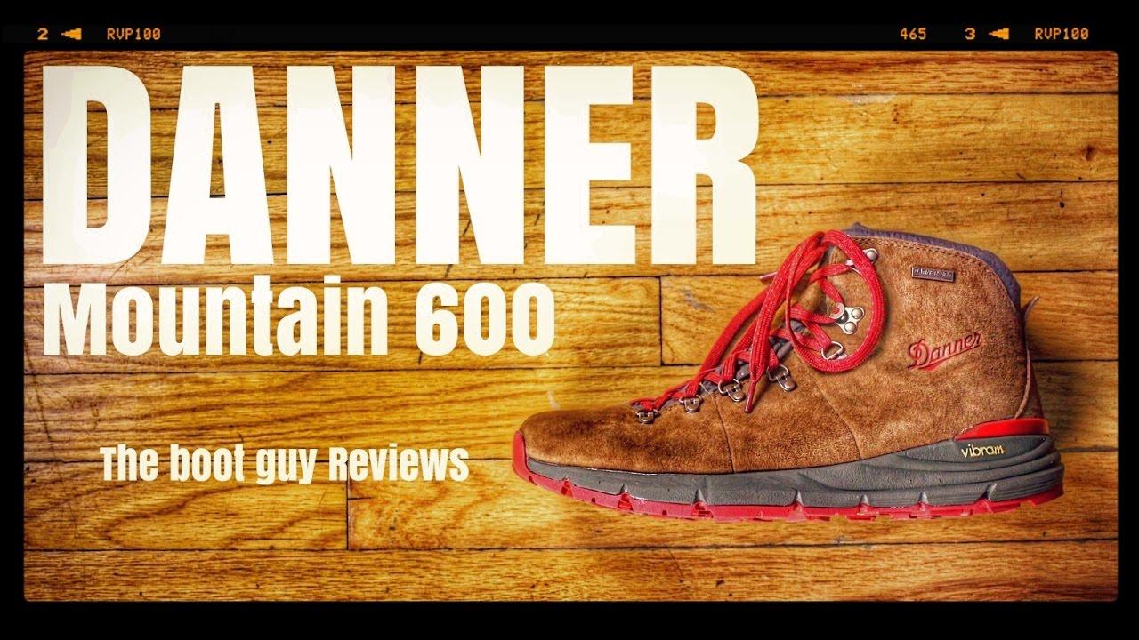 d4a79a391e7 DANNER MOUNTAIN 600 #62241 [ The Boot Guy Reviews ]