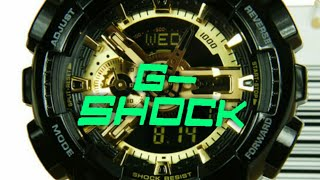 Casio G-Shock WR20BAR Unboxing and Review
