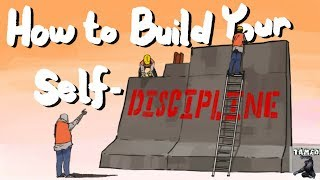 How To Build Your Self Discipline