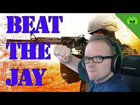 ICH SCHLAGE GLOBAL ELITE? 🎮 Beat the Jay #2