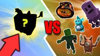 ⭐ DIVINE PET VS. EVIL MONSTERS Monster Battle | ROBLOX ⭐