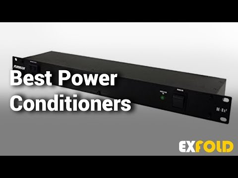 Best Power Conditioners: Complete List With Features & Details - 2019