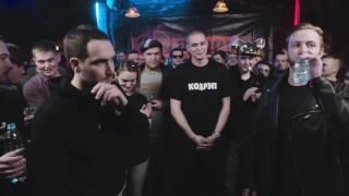 Все раунды МЦ ПОХОРОНИЛ против РАЙТРАУНА
