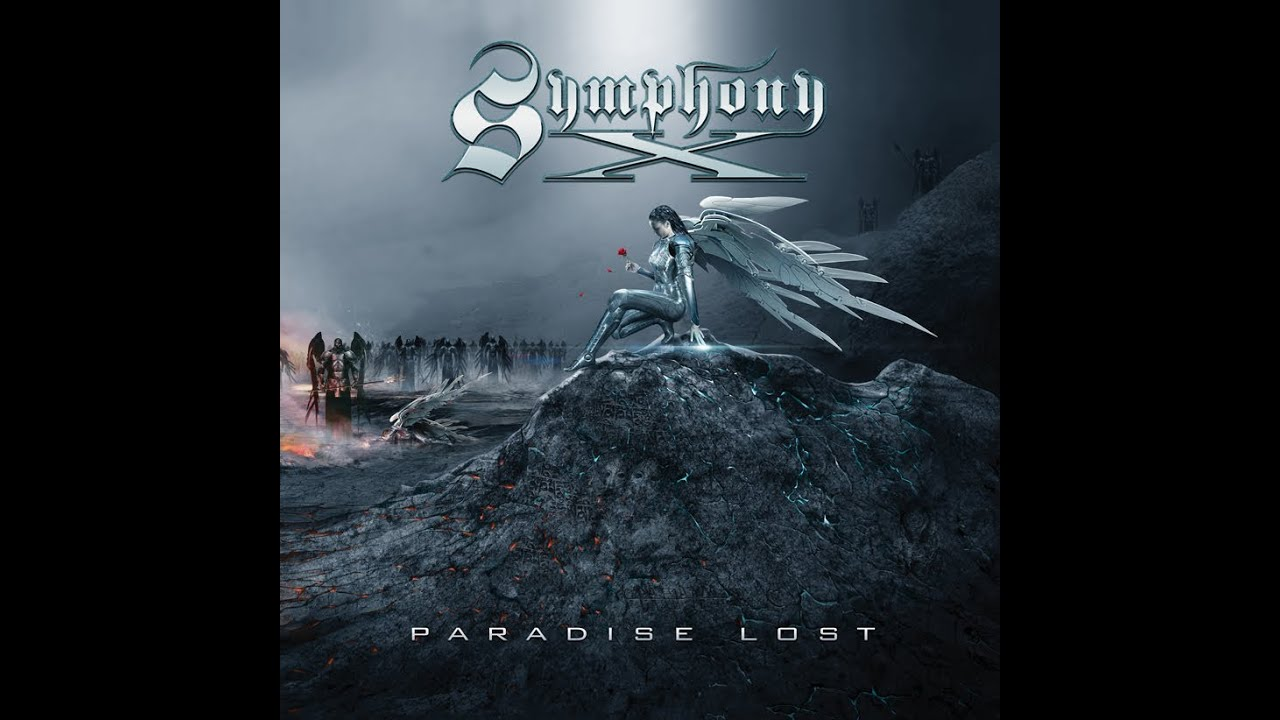 Symphony X Paradise Lost Lyrics YouTube