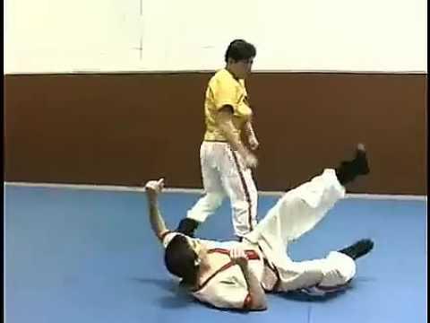 袁祖谋 中国跤 手搏教学 摔跤教学 中国式摔跤 摔跤