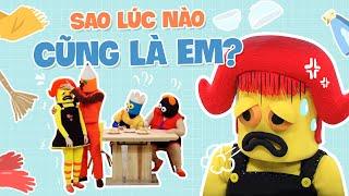 Sao Lúc Nào Cũng Là Em? | Xin Chào Bút Chì Mascot | Hi Pencil Studio
