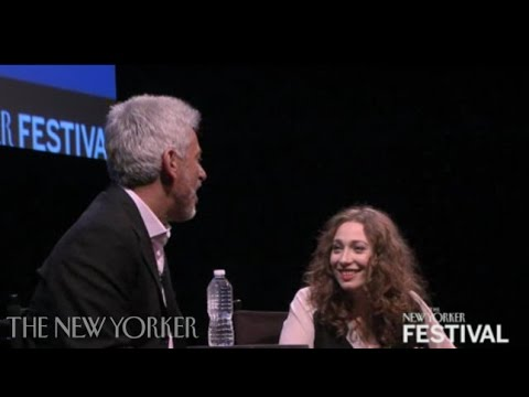 Regina Spektor on her music - The New Yorker Festival