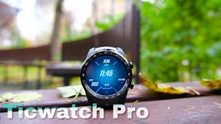 Ticwatch Pro - review. Smart watches are smarter than you?