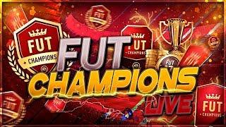 LIVESTREAM FUT CHAMPIONS! RUMO AO 30-0! DEUS GULLIT E CR9...