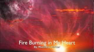 "Christian Dance Music: Matthew Parker - ""Fire Burning in My Heart"""