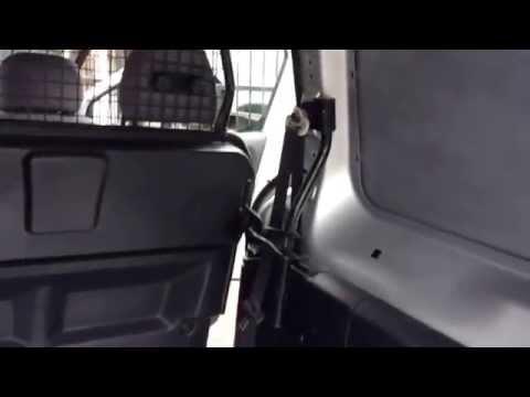 Peugeot Partner 1.6 HDI Factory Crew Van With 5 Seats @ Che