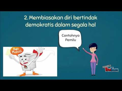 membangun demokrasi untuk indonesia youtube