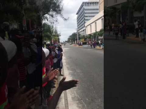 2017 Jamaica Cycling Federation feature finishing