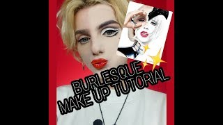 "CHRISTINA AGUILERA ""HALLOWEEN"" MAKE UP TUTORIAL"