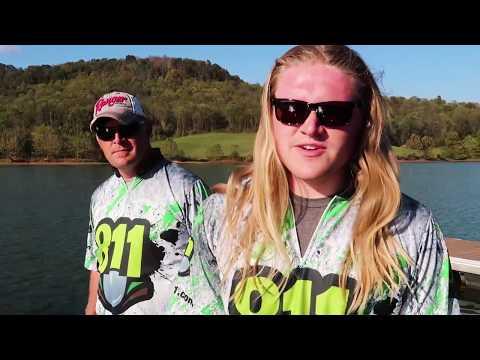 Topwater Bass Fishing Stonewall Jackson W/ Mark Stowe & Jerod Harman | West Virginia