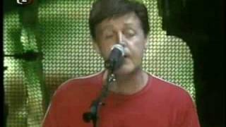 The Fool On The Hill - Paul McCartney - Back In The U.S. (Live 2002)