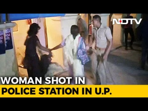Woman Ran Into UP Police Station For Protection, Shot Dead