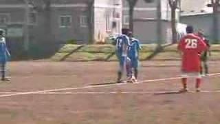 2007サッカー青森県リーグ1部 ラインメール青森FC VS 空自三沢 ゴールシーン thumbnail