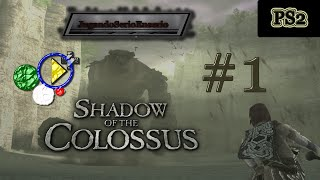 Shadow of the Colossus | Gameplay | Capitulo 1 | Normal | Español | Playstation 2