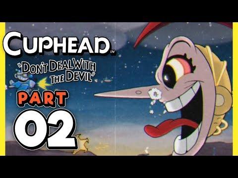 Cuphead - Part 2 (Co-op)