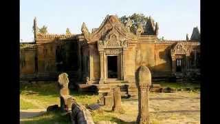 Preah Vihear Temple in cambodia - history of preah vihear temple - cambodia temple - khmer temple