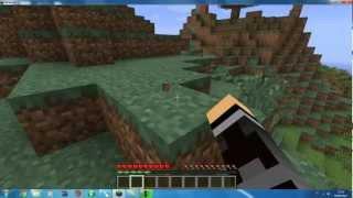 Minecraft Avventura Ep.1 - La Notte Maledetta + Costruzione Casa Nella Montagna