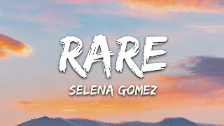 Download lagu Selena Gomez - Rare (Lyrics)