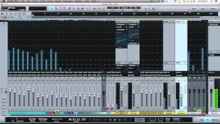 Joe Gilder's Studio One Tutorial Series Episode 25: Mix Window Overview