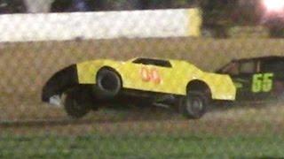 Street Stock Heat Two   Stateline Speedway   4-14-17